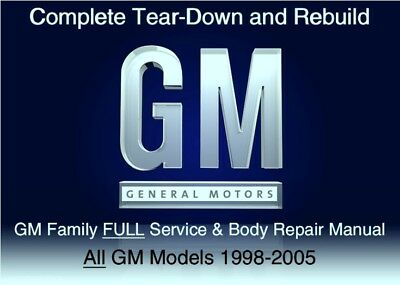1998 seville service and repair manual