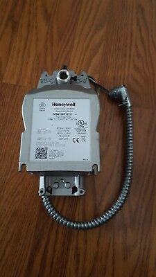 Honeywell MS4109F1010 2-Position Direct Coupled Spring Return Actuator, 80 lb-in