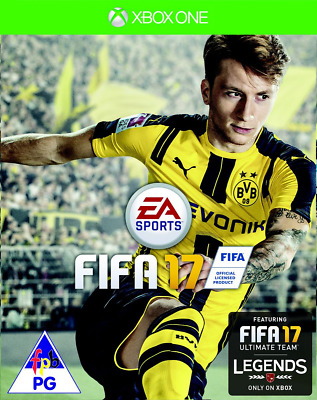 FIFA 17 Microsoft Xbox One Brand New and Sealed