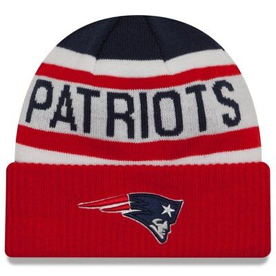 b32717ab606 ... coupon code for new era nfl new england patriots chilled cuff knit hat  beanie super bowl