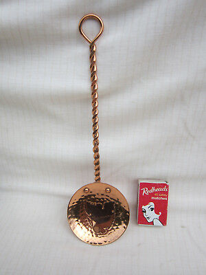 Copper Spoon Weeda Tasmania Collectable