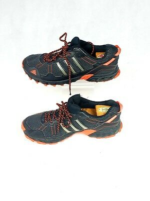 f27c024e2862 ADIDAS ENERGY BOOST Men Black Athletic Running Shoes Size 9.5M Pre ...