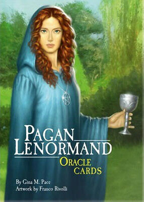 Pagan Lenormand Oracle Cards #20238