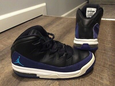 quality design 94197 6f137 Youth Boys SIZE 4 Jordan Air Deluxe BG basketball shoes