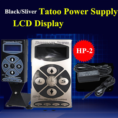 Digital LCD Power Supply For Tattoo Machine Display Screen Hurricane 2018 New