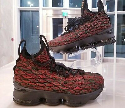 ab80e5be274 Nike Lebron XV 15 Black History Month BHM Limited (GS) Size s (943762-