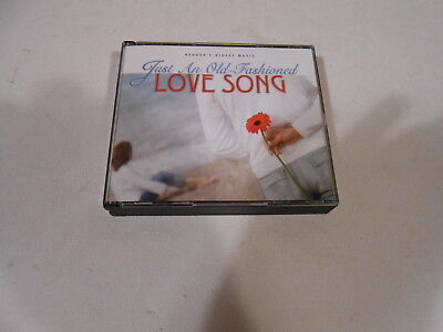 Just An Old Fashioned Love Song-4 Cd Set-Readers Digest-Elvis Presley-B.thorpe