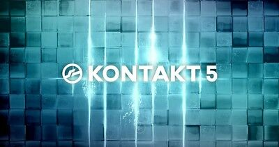 Native Instruments Kontakt 5.7.3 (Osx 10.10) Sale!!