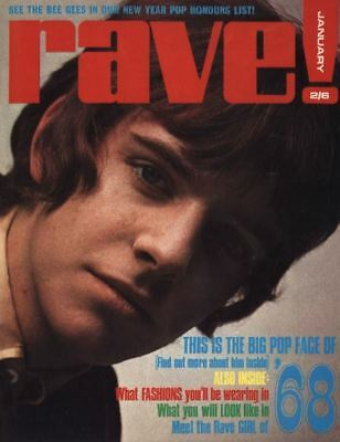 Rave Magazine 1968 Complete Collection Pdf Cd Set