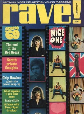Rave Magazine 1969 Complete Collection Pdf Cd Set