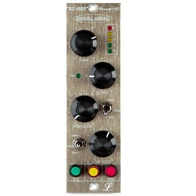 Lindell 6X-500 Microphone Preamp + EQ 500 Series