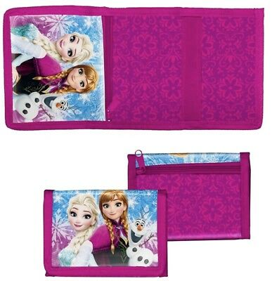 Official Disney Frozen Wallet Great Gift Holiday