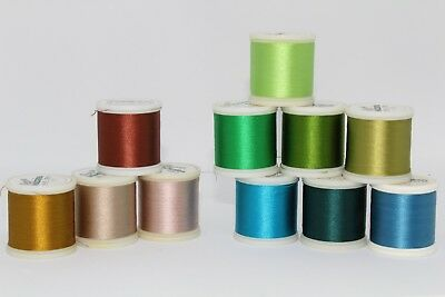 Madeira Rayon No.40 Machine Embroidery Thread 200m (b)