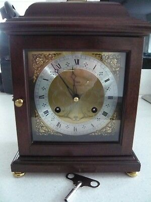 Comitti Of London Mantle Clock, Made For Cope Jewellers Of Nottingham.