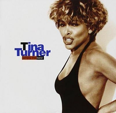 TINA TURNER - Simply The Best (Best Of/Greatest Hits) - CD - NEU/OVP