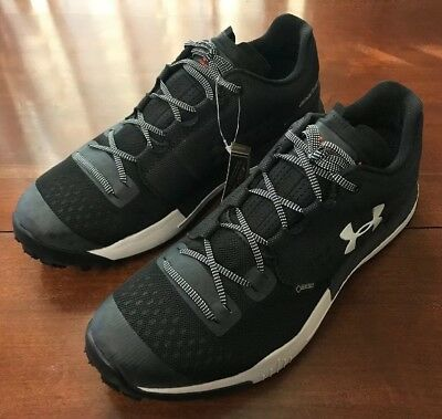 sale retailer 4fc90 51db5 UNDER ARMOUR UA Newell Ridge Low GTX Size 10 Gore-Tex 1287341-001 MSRP  $169.99