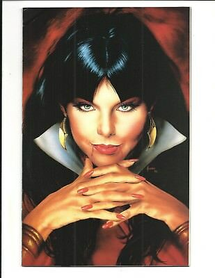 VAMPIRELLA: SAD WINGS OF DESTINY (Harris Comics, JOE JUSKO COVER, SEPT 96) FN/VF