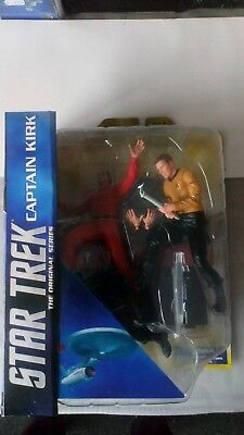 Star Trek Captain Kirk Vs Khan - Space Seed