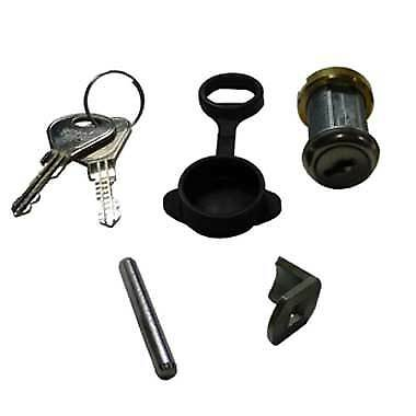 Lock and Keys for Avonride Coupling - fitted on Ifor Williams & other trailers
