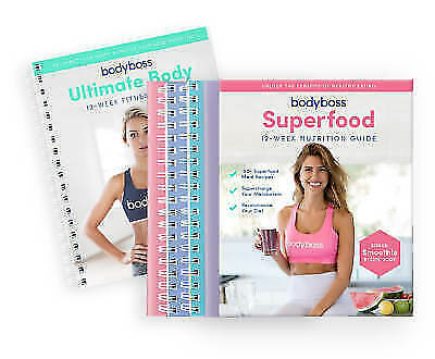 Bodyboss Fitness And Nutrition Ultimate Complete Guide Body boss BBM HighQ(EB00K