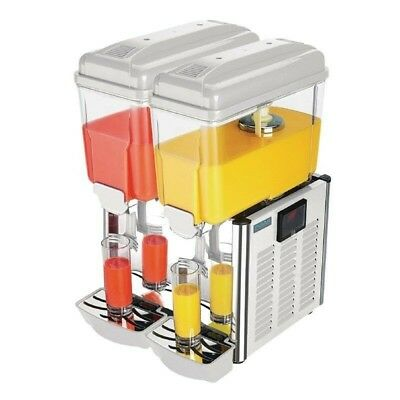 Polar Double Chilled Drinks Dispenser - CF761 Catering Fruit Juices