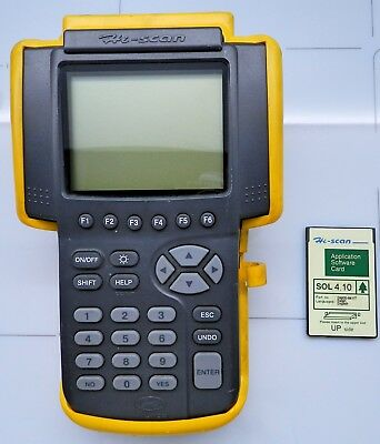 Hyundai Kia Hi-Scan Pro   Intelligent Scanner 09910-11000+App. Software Card
