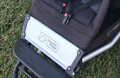 Mountain Buggy footrest for 2010-2014 model swift or Urban Urban Jungle