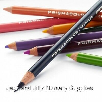 PRISMACOLOR SOFT CORE PENCILS for REBORN  EYEBROWS & HAIR - NOT FOR HUMAN SKIN