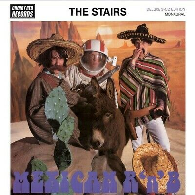 The Stairs - Mexican R'N'B [New CD] Deluxe Ed, UK - Import