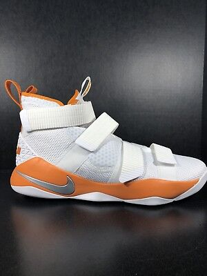 83ca1a887494 Cavs Retro Color Nike Lebron Soldier Xi Tb Promo Mens Sneakers Shoes 943155  107