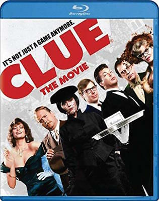 Clue: The Movie Blu-Ray - Single Disc Edition - New Unopened - Tim Curry