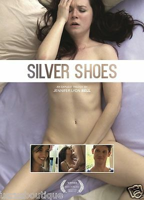 Silver Shoes DVD (2015) erotic trilogy Liandra Dahl, AnnaBelle Lee, Joost Sm
