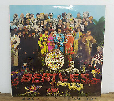 The Beatles – Sgt. Pepper's Lonely Hearts Club Ban / PMC7027 / Vinyl, LP