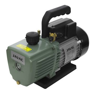 Javac 1.4 Cfm 2 Two Stage Air Conditioning A/C Vacuum Vac Pump CC31