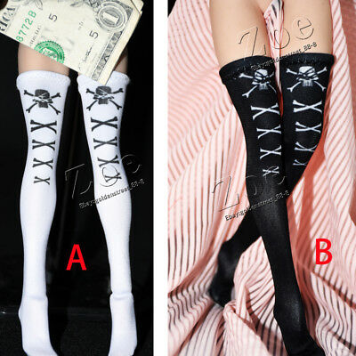 [ NO STAIN ]1/6 Scale Skull Stockings TBleague phicen