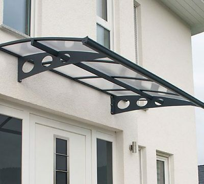 Palram Herald Roof Canopy Door Cover Porch Awning Gutter Canopies Various Sizes
