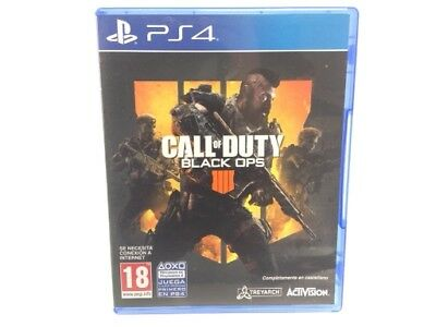 Juego Ps4 Call Of Duty: Black Ops 4 Ps4 4406278