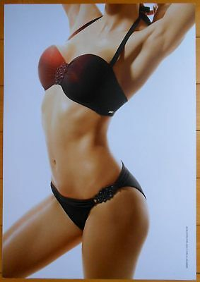 ►Aubade Affiche Poster Lingerie 53X37