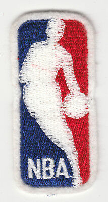 "1980'S Nba National Basketball Association Vintage 2.75"" League Logo Patch"