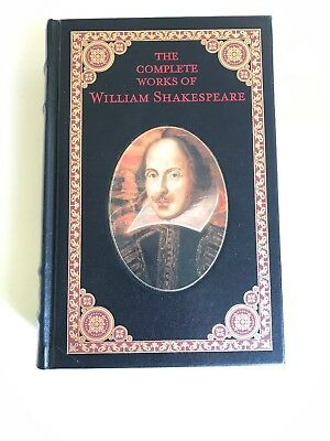 COMPLETE WORKS of WILLIAM SHAKESPEARE,  BARNES & NOBLE 1994 New Free Shipping