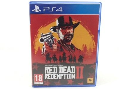 Juego Ps4 Red Dead Redemption 2 Ps4 4409363