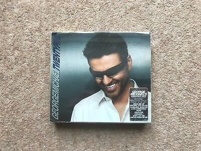 George Michael ‎–Twenty Five / Greatest Hits - Deluxe 3CD - In orig outer sleeve