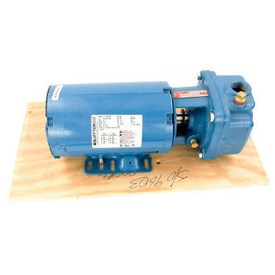 Crane Pump 54CS8M-FE 1/2 HP Close-Coupled Turbine Pump 115/230V 1750 RPM