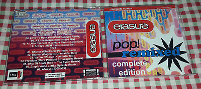 Erasure - Pop! Remixed (Complete Edition) (2 CDs) SPECIAL FAN EDITION
