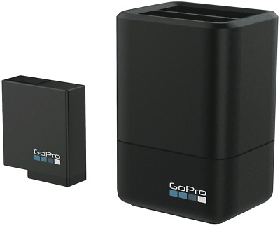 NEW GoPro GPAADBD-001 Hero 5, 6 & 7 Dual Battery Charger