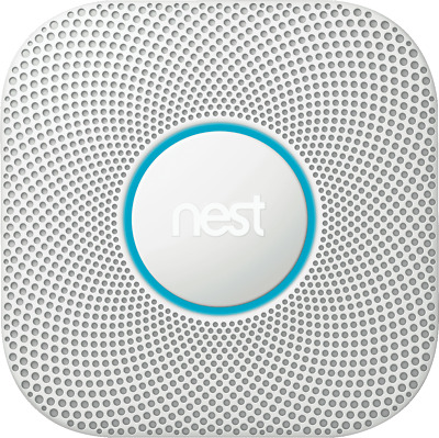 NEW Nest 3696924 Protect Smoke Alarm - Wired