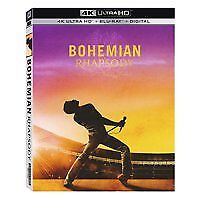 Bohemian rhapsody bluray only or 4k only (read description)preorder 2/12/19