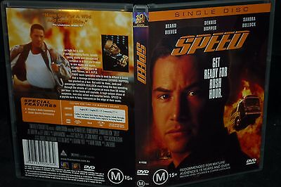 Speed (Single Disc) (Dvd, M)
