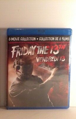 Friday The 13th : The Ultimate Collection [Blu-ray] *NEW*
