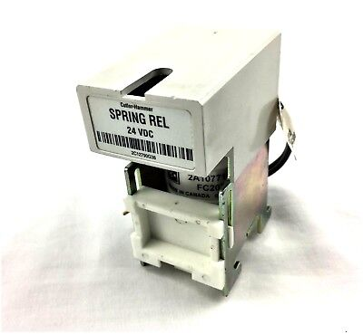 2C12790G48 Cutler Hammer Spring Release Electrical Parts 110//125 VDC New